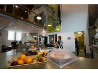 Experienced chef to help out in a thriving cycing themed cafe in Lady Bay, Nottingham