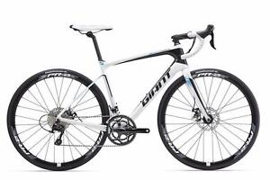 GIANT DEFY ADVANCED 2 DISC 2016