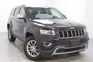 2015 Jeep Grand Cherokee Limited*GPS*CUIR*V6
