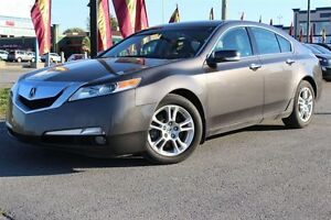 2010 Acura TL AWD, Navigation, Cuires, Toit ouvrant