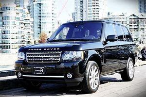 2012 Land Rover Range Rover Fullsize V8 Supercharge