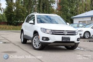 2014 Volkswagen Tiguan 2.0T HIGHLINE AUTOMATIC 4MOTION