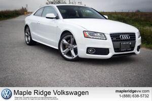 2012 Audi A5 2.0T Premium (Tiptronic)