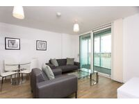 Luxury 1 BED ENDERBY WHARF SE10 NORTH GREENWICH MAZE HILL WESTCOMBE PARK CANARY WHARF