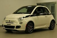 2012 Fiat 500 Sport CUIR TOIT MAGS