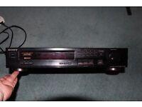 Sony ST-S261 radio/am fm tuner