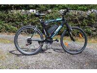 Electric Bike 250 watt rear hub Grand Canyon