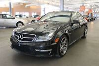 2012 Mercedes-Benz C-Class C63AMG 4D Sedan PERFORMANCE PACK