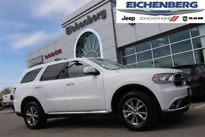 2016 Dodge Durango Limited All Wheel Drive *EXECUTIVE COMPANY CA