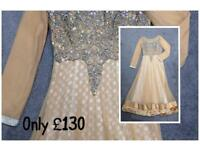 Ladies long dress size:M