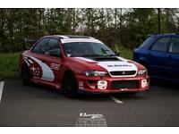 Modified Subaru Impreza (Spec now in description)