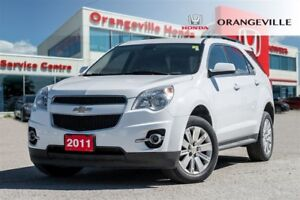 2011 Chevrolet Equinox 1LT|A/C|CRUISE CONTROL|BLUETOOTH|POWER WI