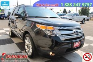 2014 Ford Explorer XLT, No Accidents not Smoked In!