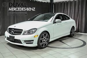 2014 Mercedes-Benz C-Class C350 4MATIC V6 302HP/ GPS-HARMAN KARD