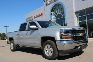 2016 Chevrolet Silverado 1500 LT 4X4 CREWCAB *LIKE NEW*