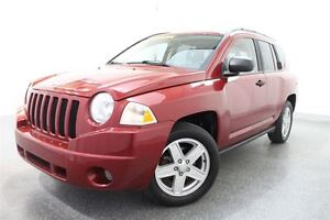 2007 Jeep Compass North *MAGS + CRUISE CONTROL + LONGERONS DE TO