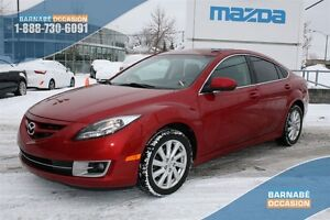 2012 Mazda MAZDA6 GS GROUPE LUXE - CUIR - TOIT-OUVRANT