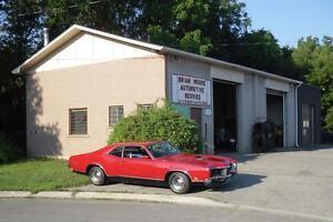 LICENSED AUTOMOTIVE REPAIRS & CLASSIC CAR RESTORATIONS