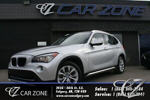 2012 BMW X1 xDrive28i NAVI, PANO, LEATHER