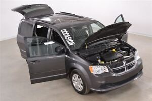 2016 Dodge Grand Caravan SXT Stow'N'Go Bluetooth+Climatisation 3