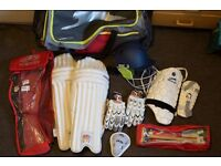 Cricket Kit for Sale - Hardly used (Mens adult)