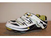 Mavic women's cycling shoes