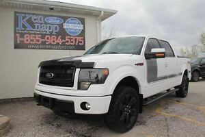 2013 Ford F-150 FX4 SUNROOF LEATHER NAV