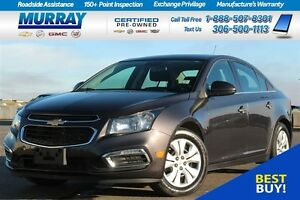 2016 Chevrolet Cruze LT w/1LT *FINANCING AS LOW AS 0.9%*