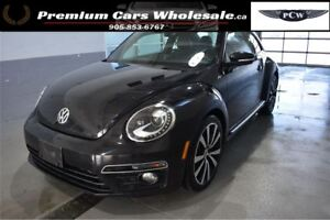 2014 Volkswagen Beetle ONLY 56000 KMS! R-LINE SPORTLINE NAVI PAN