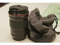 Canon EF 135mm f/2 L Lens