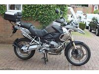 BMW R 1200 GS TU 2010