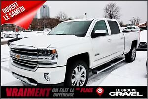 2017 Chevrolet Silverado 1500 HIGH COUNTRY!! MOTEUR 6,2!! + de 7