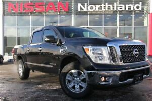 2017 Nissan Titan SV/4X4/Bluetooth/Heated Seats