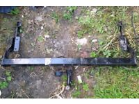 UMBRA RIMORCHI TOWBAR SWAN NECK TIPO USED COLLECT FROM RADLETT WD7 HERTFORDHIRE £40