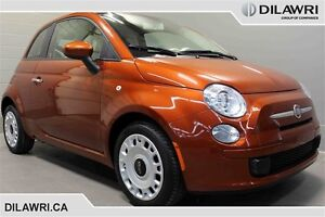 2012 Fiat 500 POP Hatch $102 B/W **