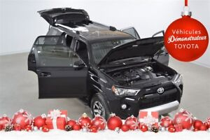 2018 Toyota 4Runner TRD OFF Road +cuir+toit ouvrant+camera recu