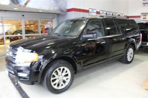 2017 Ford Expedition|MAX|LIMITED|LEATHER|NAVIGATION|SUNROOF