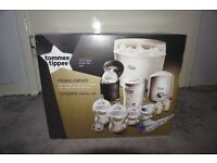 Tommee Tippee Complete Starter Set (Unpacked NEW)