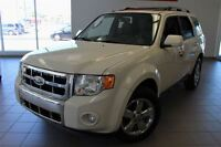 2011 Ford Escape Limited AWD*Cuir,Toit