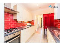 A very large and wonderful 4 bedroom house with private garden and parking