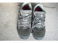 Karrimor Weathertite ladies walking shoes. Size 7