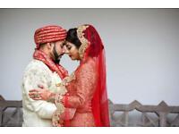 Female wedding photo & video team