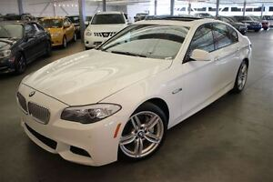 2013 BMW 5 Series 550I XDRIVE 4D Sedan