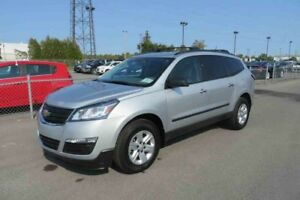 2016 CHEVROLET TRAVERSE AWD LS groupe remorquage
