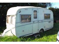 Castleton Vintage 1970s Caravan