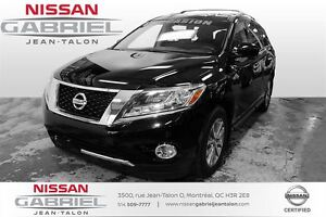 2013 Nissan Pathfinder SV 4WD ONE OWNER/7PASSENGER/AWD/BACK UP C