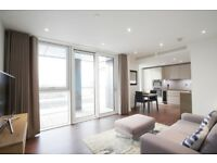 BRAND NEW 3 BEDROOM FLAT WITH SPACIOUS LIVING ROOM,CINEMA,GYM,BALCONY IN Brent House,Wandsworth Road