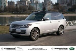 2015 Land Rover Range Rover V8 Autobiography Supercharged SWB Ce