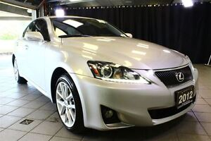 2012 Lexus IS 250 *TOURING EDITION*1 OWNER