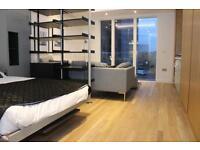 Studio flat in Cobblestone Square, Park Vista Tower, Wapping E1W